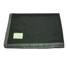 Polar Fleece Airline Blanket With Anti-pilling