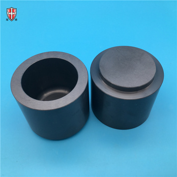 sintered silicon nitride ceramic crucible cup