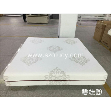 Cozy and breathable mattress