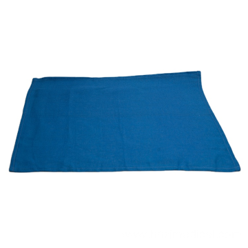 Bule Color Fabric Medical Therapeutic Towel