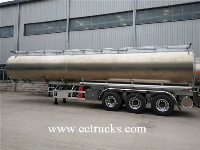 40 Ton Fuel Tank Semi Trailers