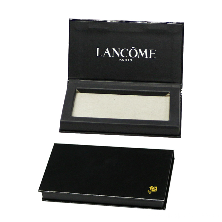 Eye Shadow Palette Packing Box  With Mirror