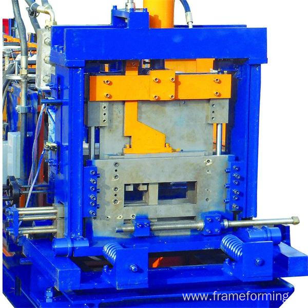 Guide Rail Forming Machine
