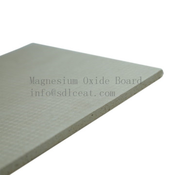 fireproof mgo board / magnesium oxide eco board steel framing construction