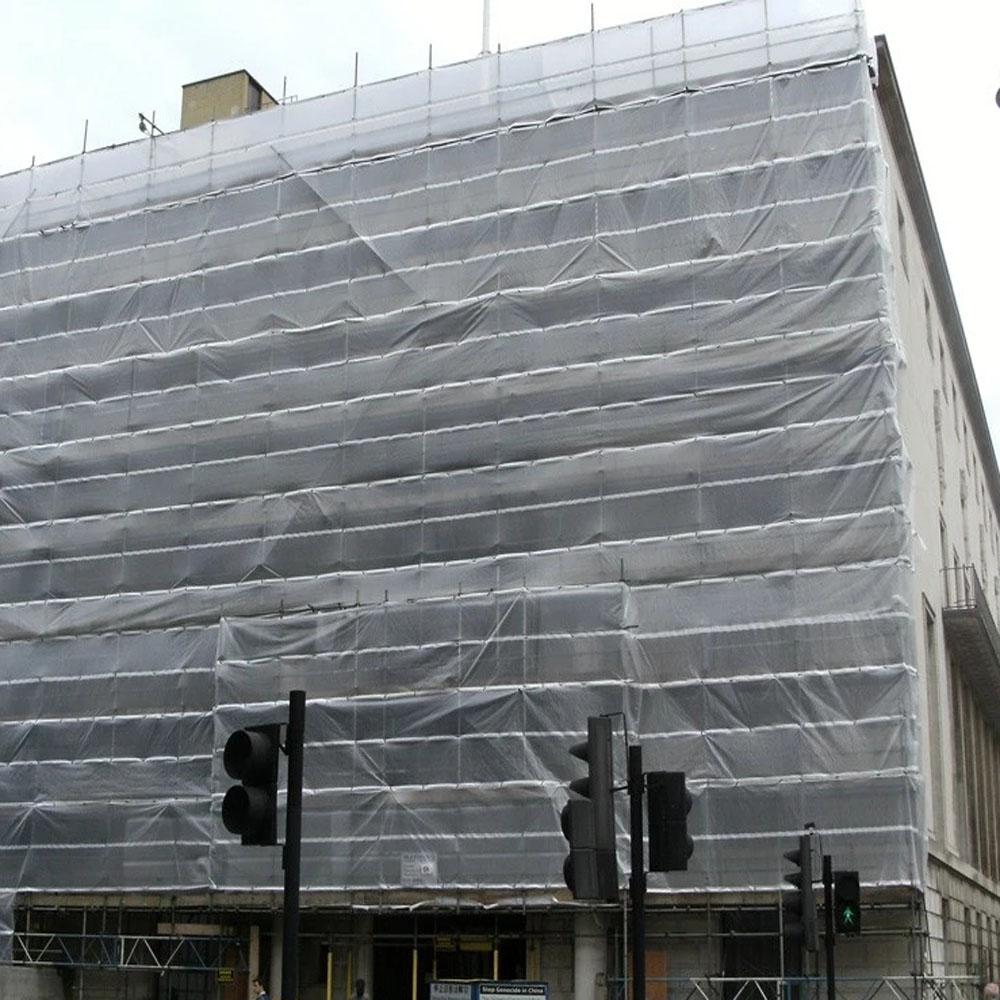 Construction Building Scaffold Sheeting Cover