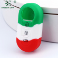 High Quality Silicone Fiat 500 Car Key Cover