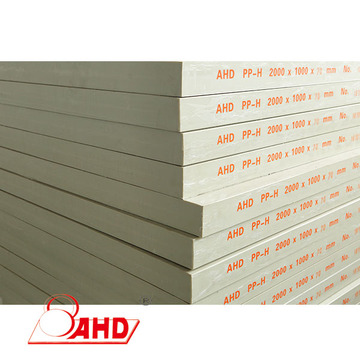 Thickness 5mm PP Sheet Density 0.91g/cm3