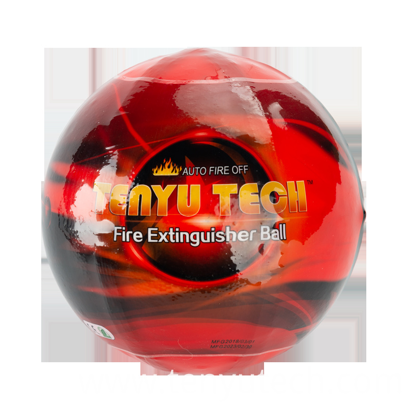 self activation fire extinguisher