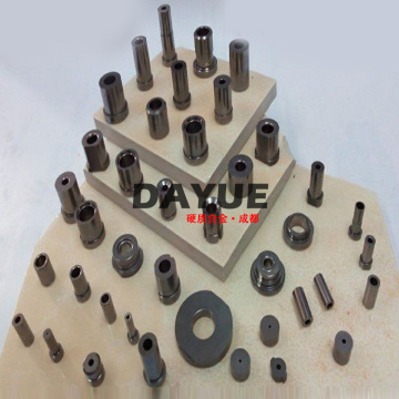 Custom Precision Tungsten Carbide Molds and Cutting Bushes