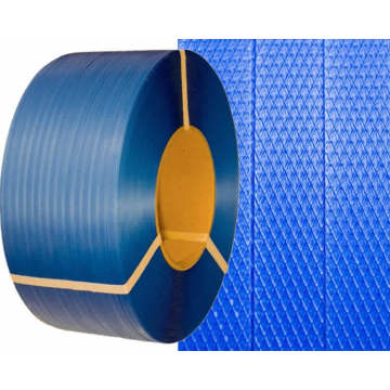 Blue Plastic Packing PP Strap for bunding