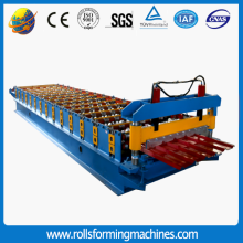 Trapezoid Sheet Roll Forming Machine