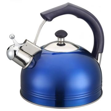 Stainless Steel Tea Pot-Spout With Cover