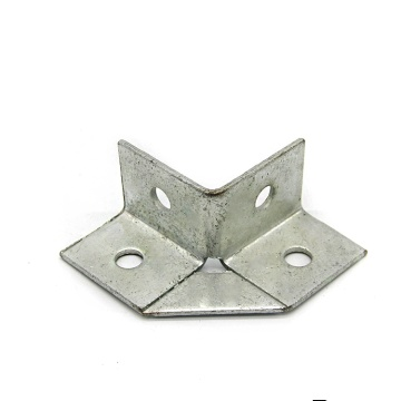 Heavy Duty Support Aluminum Carbon Steel Stainless Steel Angle Bracket