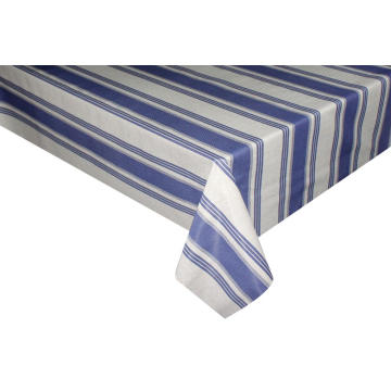 Foot Table Runner Pvc Printed fitted table covers