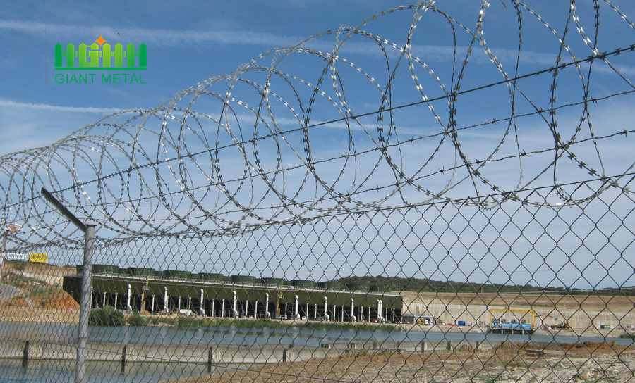 protective Razor Barbed Wire