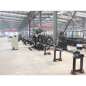 Angle Iron Production Line