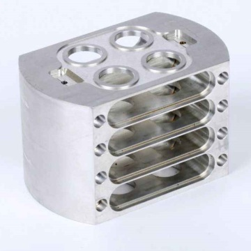 OEM CNC Machining Turning Aluminum Part