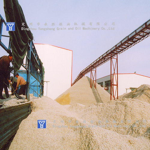 Cottonseed Oil Mill Turnkey Project