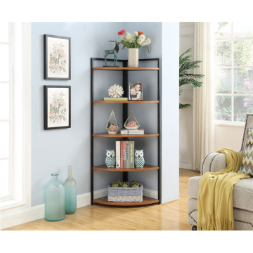 Four Tier Living Room Rack Corner Storage Shelf