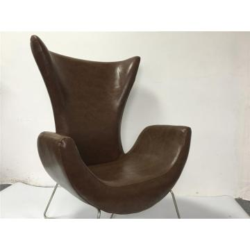Lazy sofa chair brown chairs for lounge
