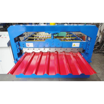 Galvanized/Metal IBR Profile Roof Sheet Roll Forming Machine