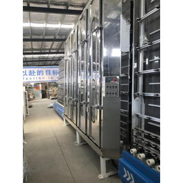 Low - E Glass Washing And Drying Machine