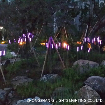 Outdoor Colorful Decorative LED Reed Lamp