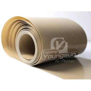 High strength Tear Resistant PTFE conevey belt
