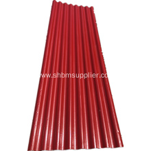 Anti-typhoon High Quality Mgo Roofing Sheet