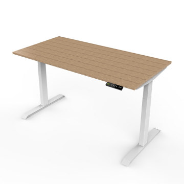 Healthy Electric Adjustable Height Sit To Stand Desk