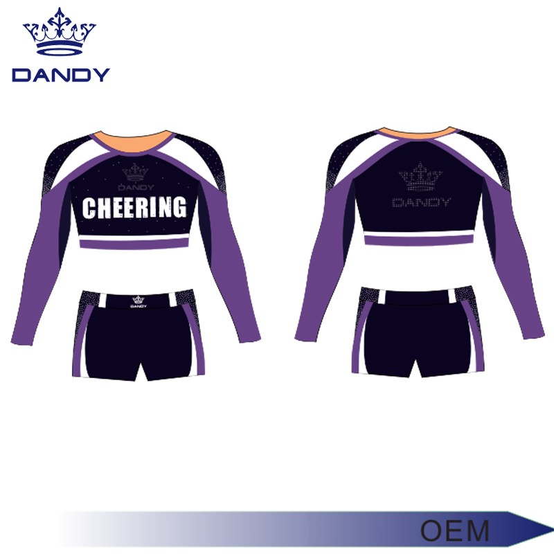 custom cheer shirts