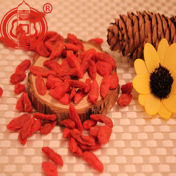 Antioxidant Dried Goji Berries