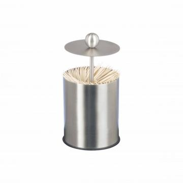 heavy duty stainless steel toothpick holder