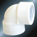BS4346 Water Supply Upvc Reducing Female Thread Elbow