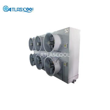 Industrial Refrigeration Evaporators for Fast Freezer