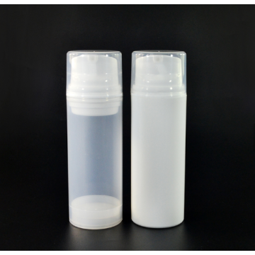 Airless Glass Bottle With Screw Cap