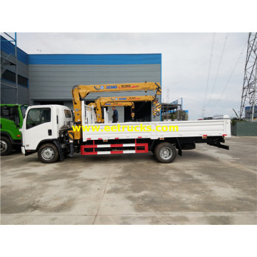3 Ton XCMG Truck with Cranes