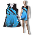Custom sport netball uniform Girl bodysuit Netball Dress