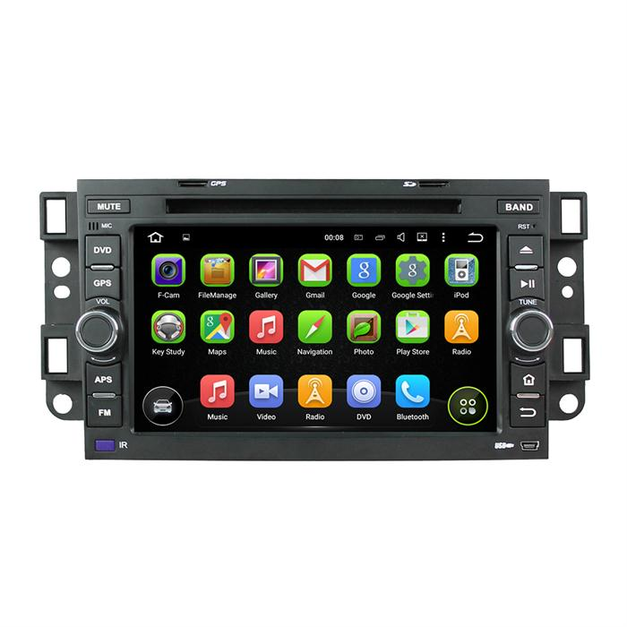 car navi player for Chevrolet capativa