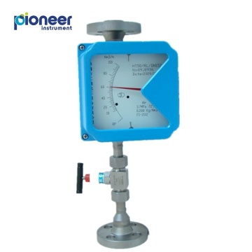 HT50 Metal Tube Variable Area Flow Meter
