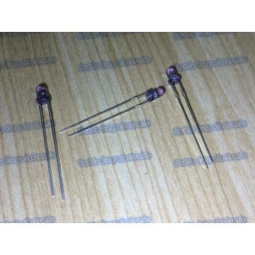 10PCS/LOT 3MM Infrared Light-emitting diodes SFH487-2 SFH487 EMITTER IR 880NM 100MA RADIAL