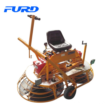 Concrete floor ride on power trowel with Honda gasoline engine (FMG-S30)