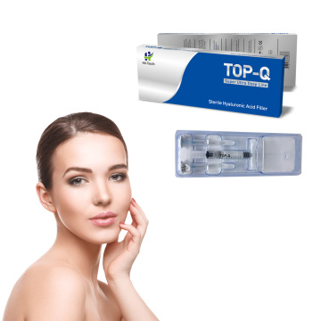 TOP-Q 1ml Safety Hyaluronic Acid Gel Dermal Filler Injections to Increase Breast Size