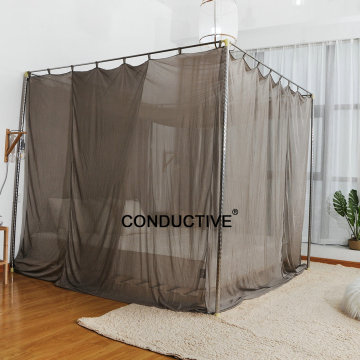 Radiation protection grounding square Mosquito Net