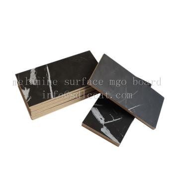 melamine-impregnated paper laminated decorative mgo board