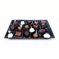 thermoforming chocolate packaging tray plastic blister