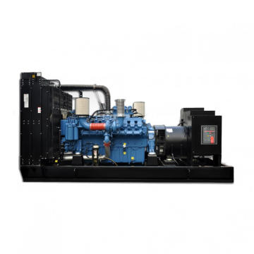 900kW Diesel Generator Powered by MTU