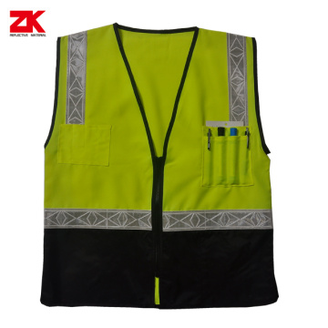 EN471 Hi-viz reflective vest safety cloth