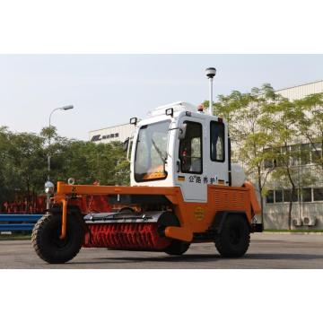 For Cleaning road surfacing