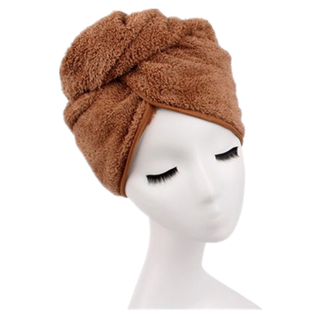 women salon hair towel